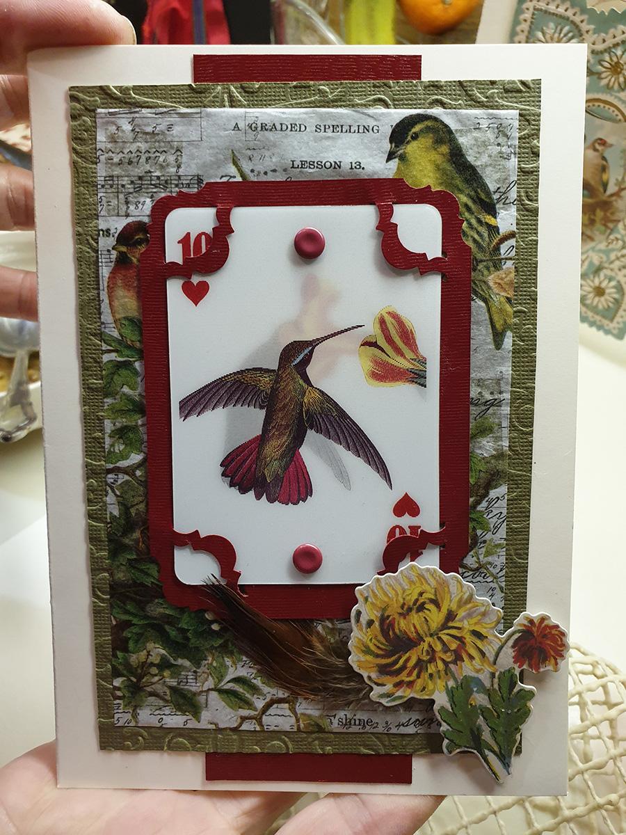 humming-card