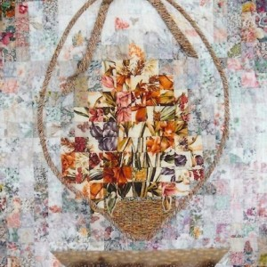 Floral-in-Basket